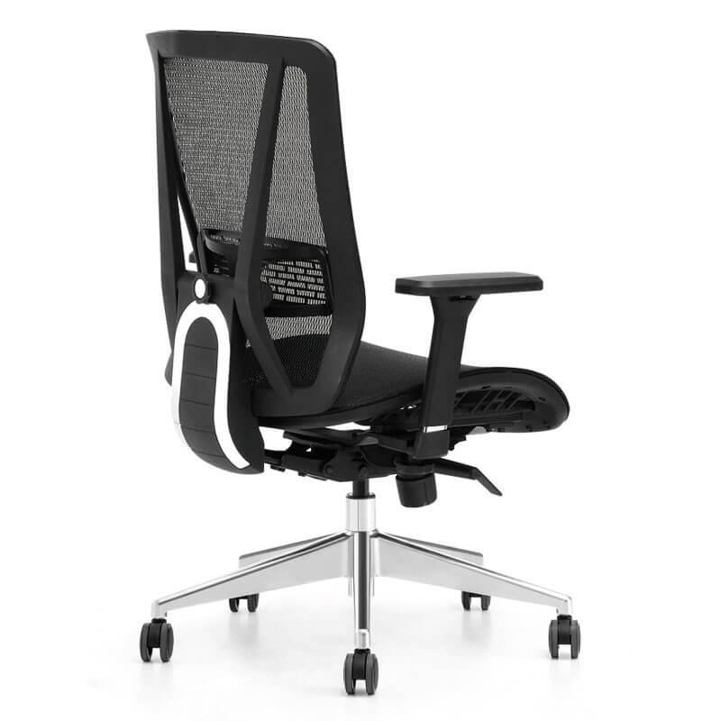 Yoga 8 kontorstol. Læs test på dengodestol.dk