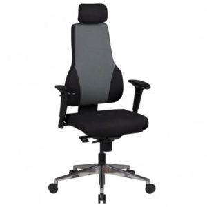 Test af kontorstol fra ERGO-BODY. Læs mere på dengodestol.dk